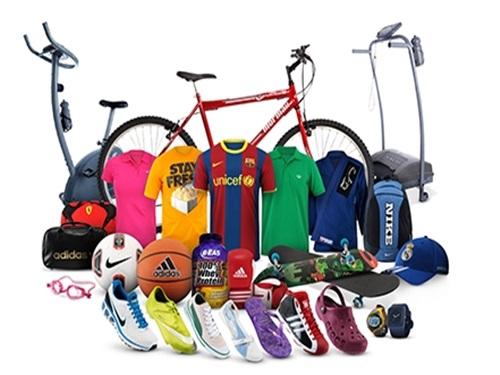 b4548cab6 Quem gosta de esportes e pratica atividade física está sempre em busca de material  esportivo para seu consumo